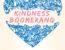 """Dobro wraca – przekonuje autorka książki """"Kindness Boomerang, czyli 365 sposobów, jak zmienić świat i siebie"""". Premiera już 17 stycznia nakładem wydawnictwa Buchmann."""